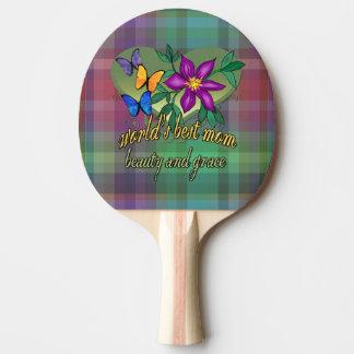 Beste die Mamma-Schönheit und Anmut der Welt Tischtennis Schläger