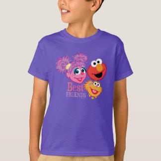 Beste Freund-Sesame Street T-Shirt