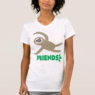 Beste Freundesloth-Shirt - FREUNDE T-Shirt