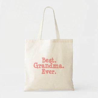 Beste Großmutter-überhaupt Tasche