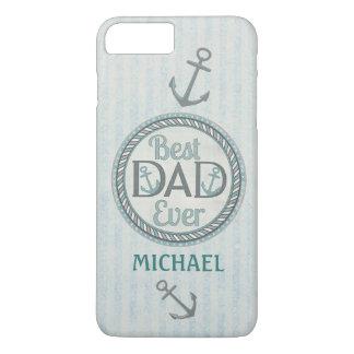 Beste iPhone nautisch7 der Vatertag Vati-Plusfall iPhone 7 Plus Hülle