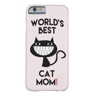 Beste Katzenmamma der Welt! iPhone 6/6s Barely There iPhone 6 Hülle