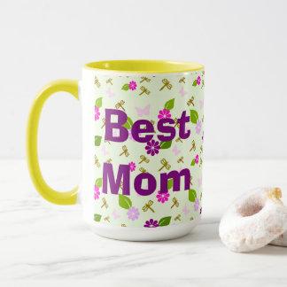 Beste Mamma-Kaffee-Tasse Tasse
