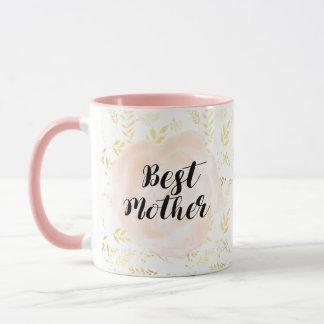 Beste Mutter-Foto-Schablonen-Tasse Tasse