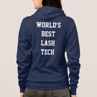 Beste Peitschen-Technologie der Welt Hoodie