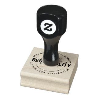 beste Qualitäts-Briefmarke Gummistempel