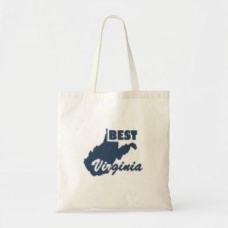 Beste Virginia-Taschen-Tasche Tragetasche