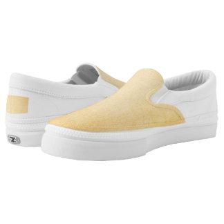 Beste Wünsche mit einem eleganten Aquarellherzen Slip-On Sneaker