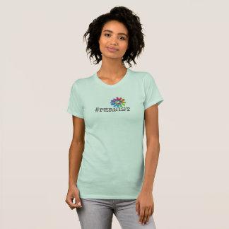 Bestehen T-Stück fort T-Shirt