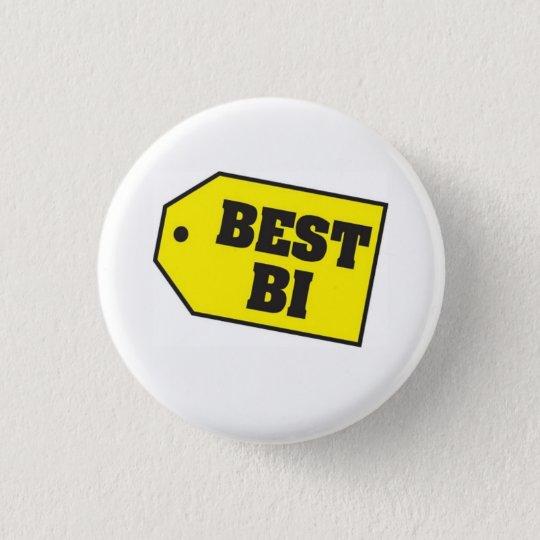 Bester Bi-Knopf Runder Button 3,2 Cm