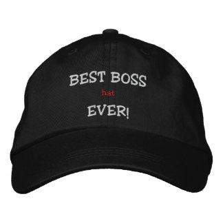 BESTER CHEF (Hut) ÜBERHAUPT! Bestickte Caps