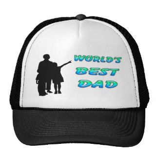 Bester der Vati-Hut der Welt Netzcap