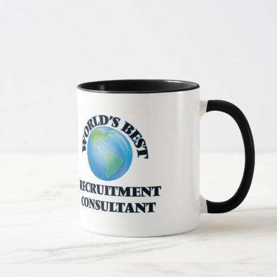 Bester die Einstellungs-Berater der Welt Tasse