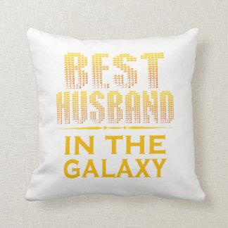 Bester Ehemann in der Galaxie Kissen
