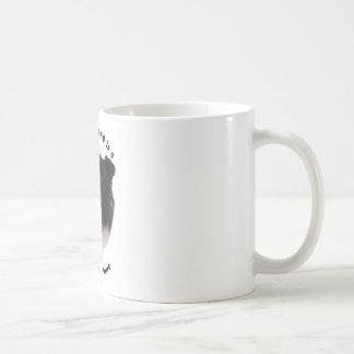 Bester Freund-Border-Collie Tee Tasse