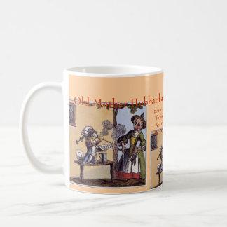 Bester Freund einer Dame ist ihre geschätzten Kaffeetasse