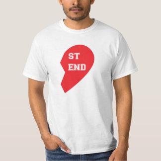Bester Freund-zusammenpassender Hund und Mensch T-Shirt
