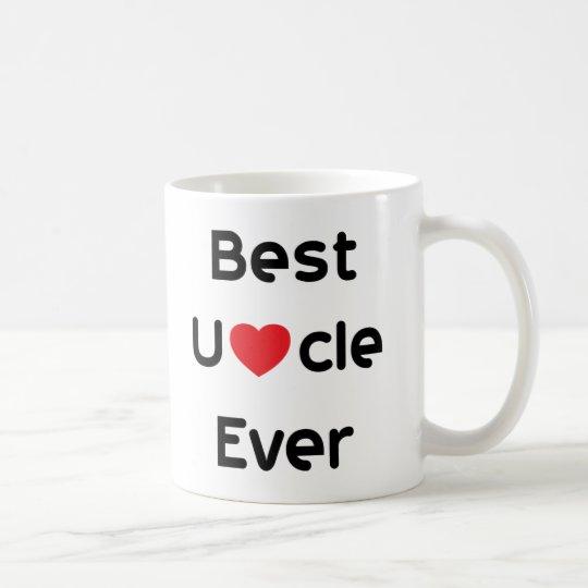 Bester Onkel Ever Kaffeetasse