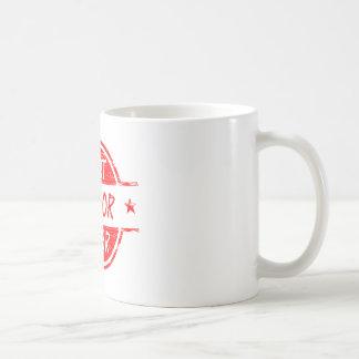 Bester Seemann überhaupt rot Kaffeetasse