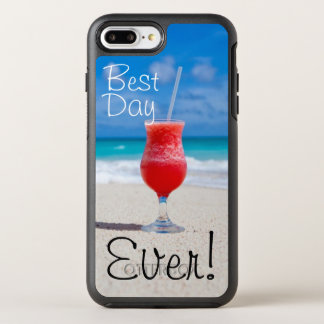 Bester Tagesstrand OtterBox Symmetry iPhone 7 Plus Hülle