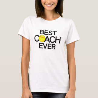 Bester Trainerüberhaupt kundenspezifischer T-Shirt