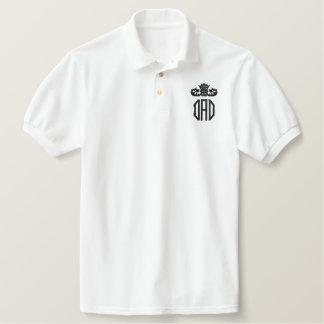 Bester Vati Besticktes Polo Shirt