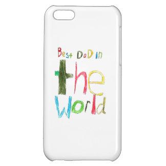 bester Vati in der Welt iPhone 5C Hülle