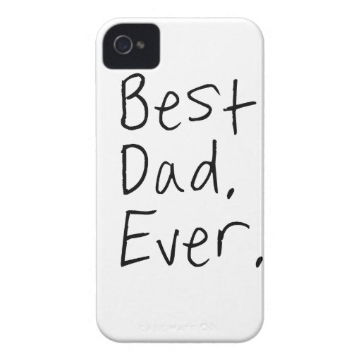 Bester Vati überhaupt. Vatertagsgeschenk iPhone 4 Case-Mate Hüllen