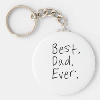 Bester Vati überhaupt. Vatertagsgeschenk Schlüsselanhänger