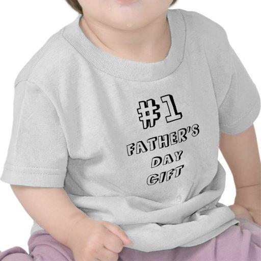 Bestes der Vatertags-Geschenk Hemd