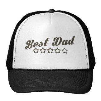Bestes der Vatertags-Geschenk Vati- Truckermützen