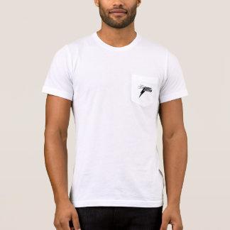Bestimmtheit getanktes Logo, zum von Optimismus zu T-Shirt