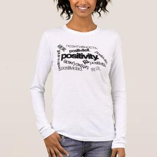 Bestimmtheit Langarm T-Shirt