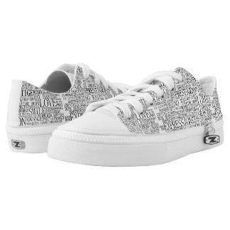 Bestimmtheit Niedrig-geschnittene Sneaker