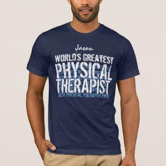Bestste der körperliche Therapeut-Gewohnheit der T-Shirt