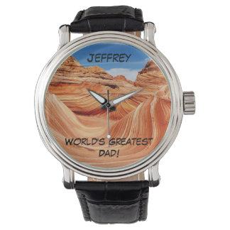 Bestste der Vati-Armbanduhr der Welt Uhr