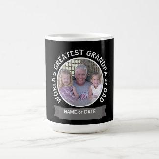 Bestster der Vati-Großvater-kundenspezifische Tasse