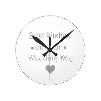 Bestwishes Hochzeitstag Uhren