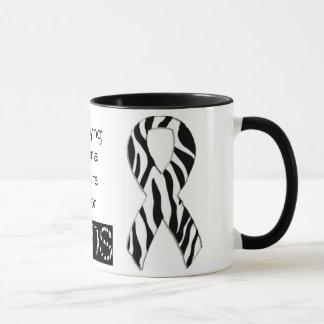 Beten für eine Heilung für EDS-Kaffee-Tasse Tasse