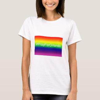 Beten Sie für Orlando-T - Shirt