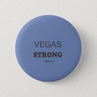 Beten Sie für Vegas Runder Button 5,1 Cm