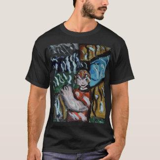 beten Sie im Regen T-Shirt