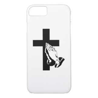 Betende Hand Phonecase iPhone 7 Hülle