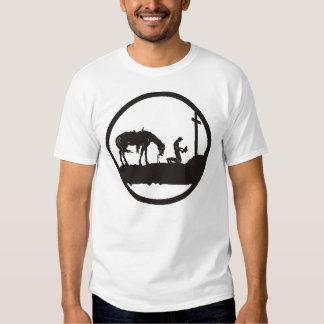 betender Cowboy Hemden