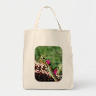 Betender Mantis-Insekten-Natur-Taschen-Tasche Tragetasche