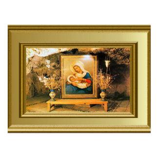 Bethlehem, Standort der Geburt Christi Postkarte