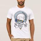 Bethune Clan-Abzeichen T-Shirt