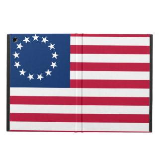 Betsy- Rossamerikanische Flagge iPad Fall