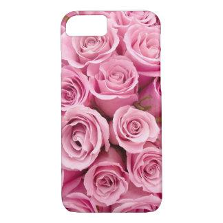 Bett der Rosen iPhone 7 Hülle