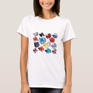 Bettaの写真入りの製品 T-Shirt